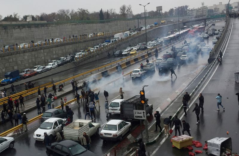 Opposition website says at least 631 killed in Iran unrest