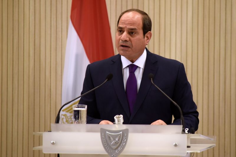 Egypt says freedom of expression stops when Muslims offended