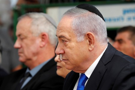 Israels Netanyahu clings to power as coalition talks loom
