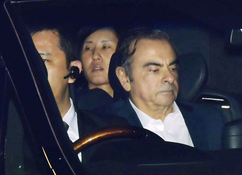 Ghosn flight prompts talk of more curbs in Japans strict justice system