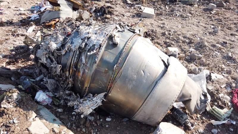 Ukraine presses for return of Iran plane black boxes