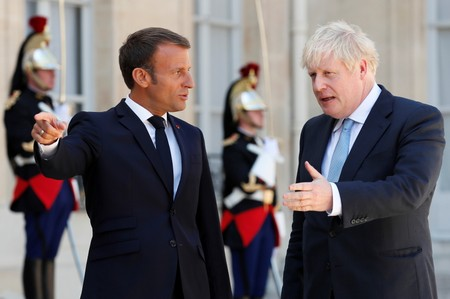 Encouraged by Johnsons visit, UK officials now hoping rest of EU agrees to work on Brexit solution