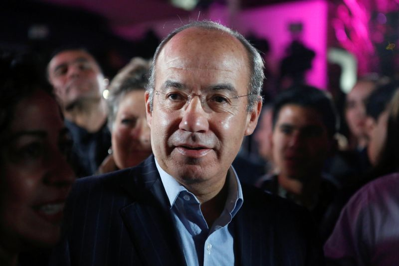 Mexican court blocks ex-presidents bid to register new party