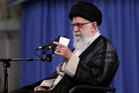 Top Khamenei aide says no talks with U.S. under any circumstances