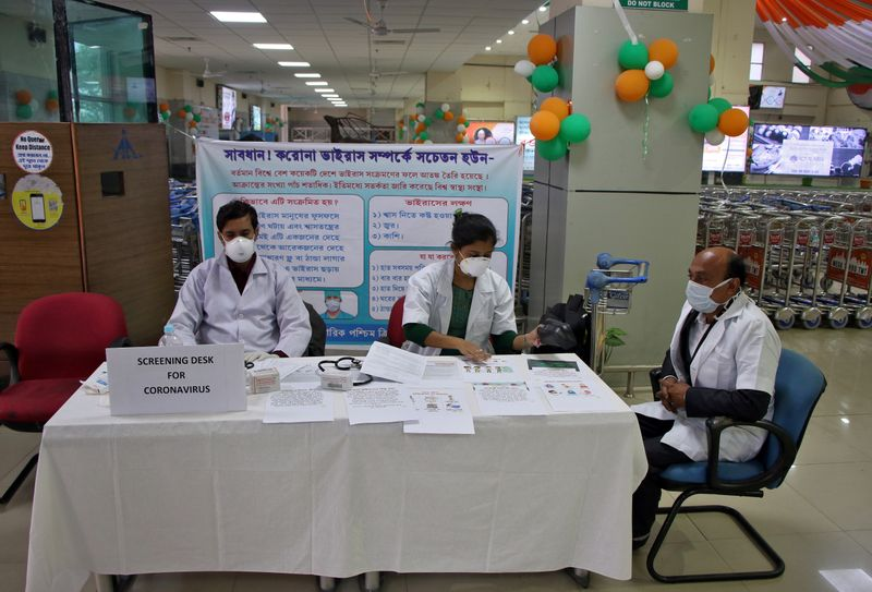 India bans export of protective masks, clothing amid coronavirus outbreak
