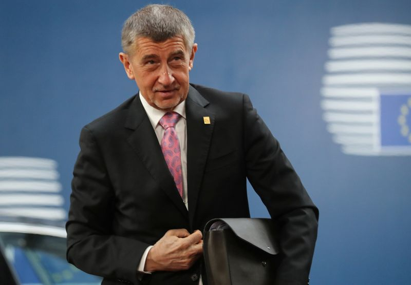 Czech PM - life may get back to normal by June