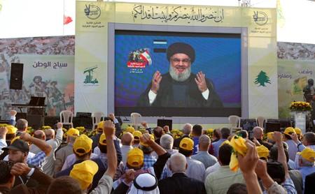 Hezbollah leader calls Israeli drones in Beirut very dangerous move