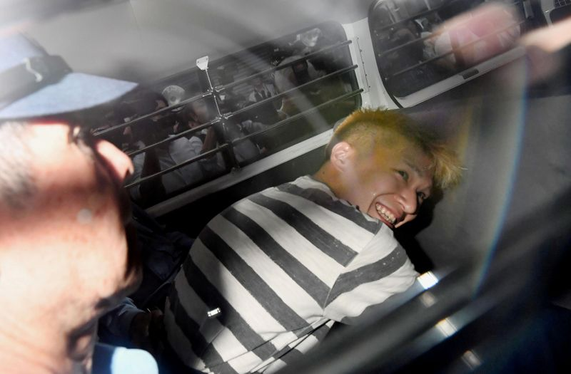 Japanese man pleads not guilty to killing 19 due to mental health