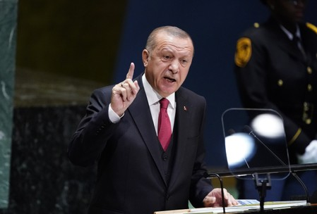 Turkeys Erdogan urges caution over blaming Iran for Saudi attack: Fox News