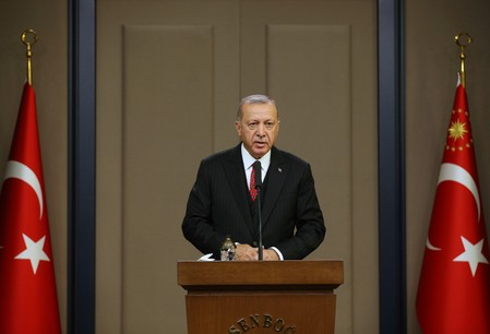 Turkey launches operation into northeast Syria: Erdogan