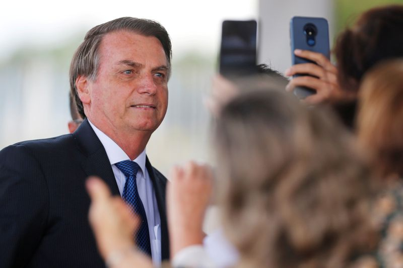 Bolsonaro signs anti-crime bill designed to tackle violence in Brazil