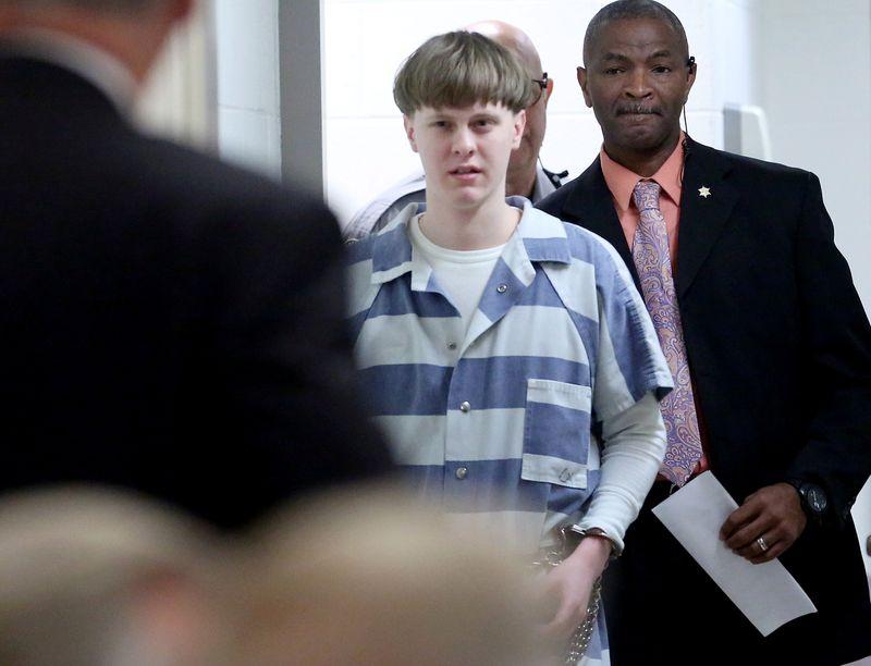Dylann Roof appeals death sentence for massacre at South Carolina black church