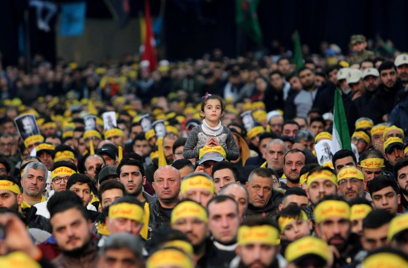 Lebanons Hezbollah says working for government formation