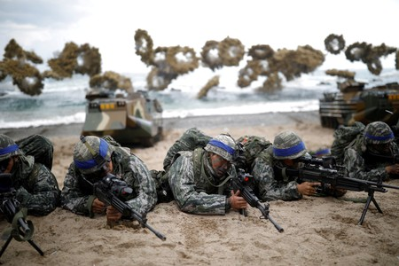 Buying a big stick: South Koreas military spending has North Korea worried