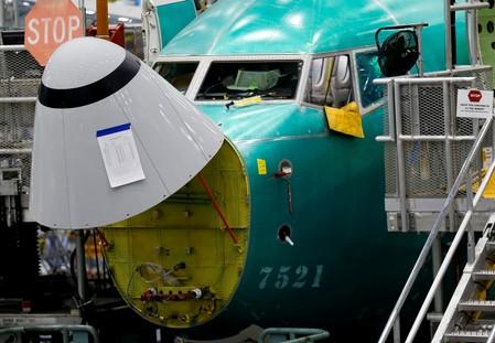 U.S. FAA identifies new risk on Boeing 737 MAX
