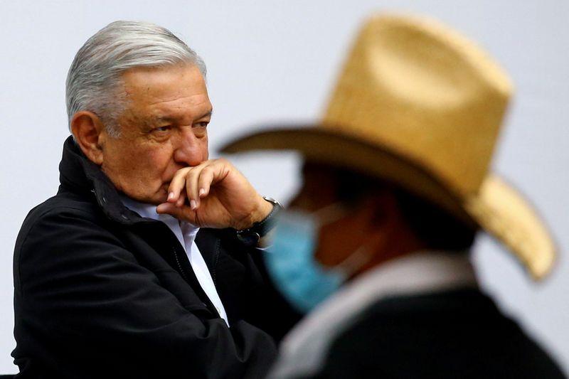 Lopez Obrador criticizes DEA role in Mexico after ex-army chiefs arrest