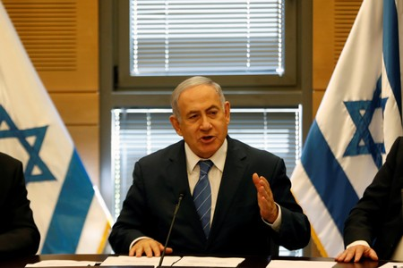 Netanyahu, Gantz in unity talks; may rotate as Israel PM