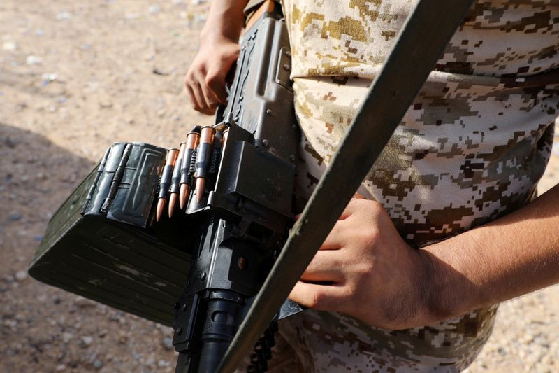 U.S. says concerned as Libyan conflict turning bloodier with Russian mercenaries: official