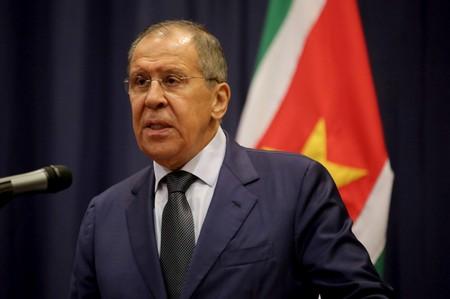 Russias Lavrov says Venezuela dialogue should have no preconditions