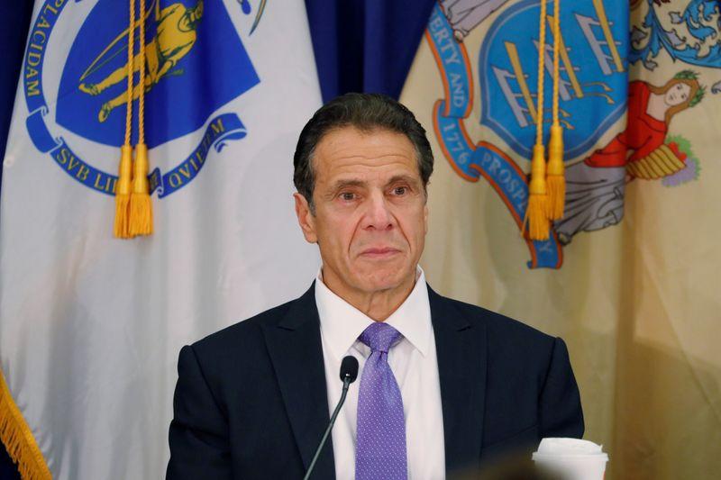 New York governor renews effort to legalize recreational marijuana