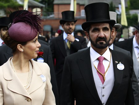 Dubai ruler's wife seeks forced marriage protection order in English court