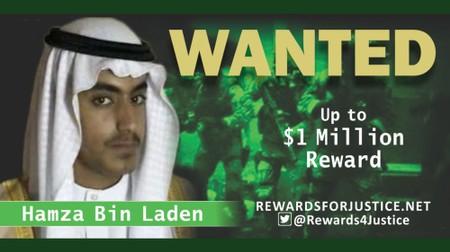 Osama bin Ladens son Hamza killed in U.S. raid, Trump says