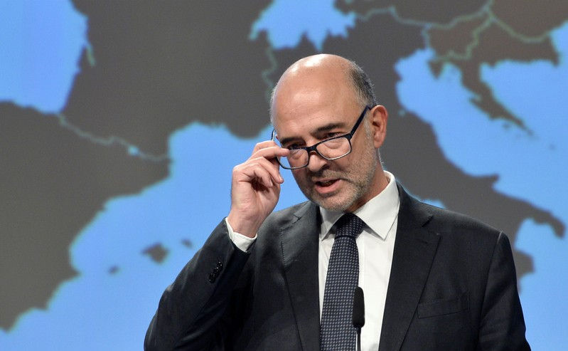 EUs Moscovici expects orderly Brexit