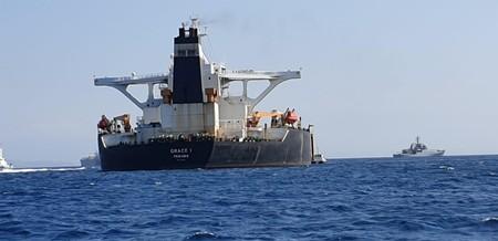 British capture of Iranian tanker wont go unanswered: officer