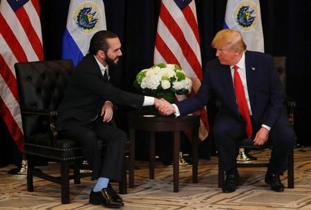 El Salvador president calls on Trump to keep protected status program for migrants