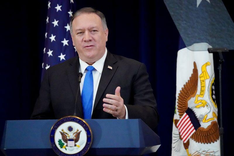 Pompeo to reaffirm U.S. support on visit to Ukraine
