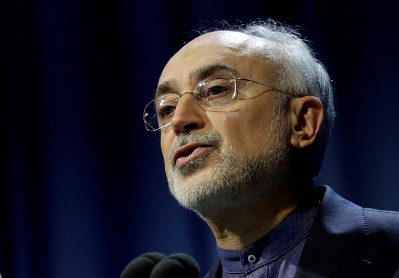 Iran unveils development at Arak reactor in face of U.S. pressure