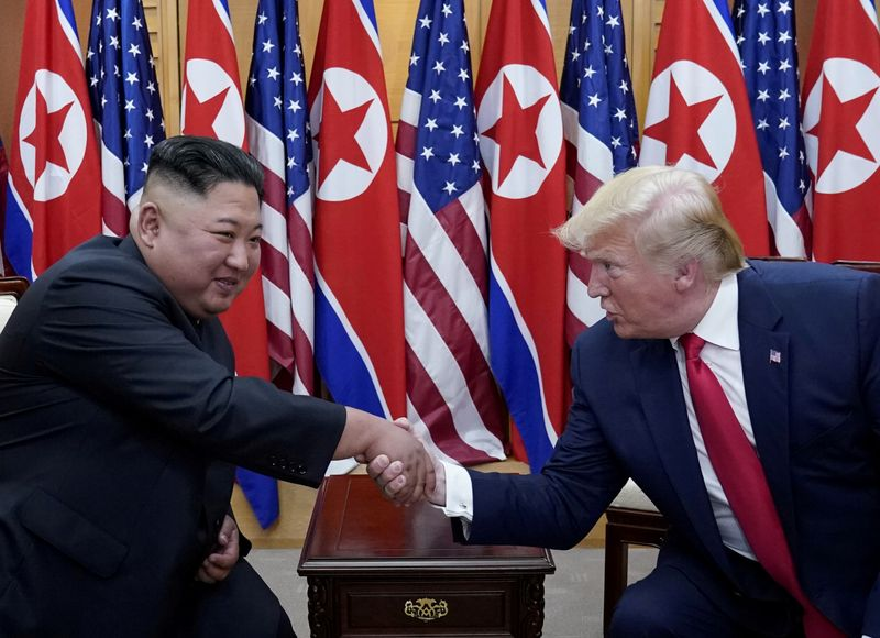 North Korea says leaders relations not enough after Trump sends birthday wishes to Kim