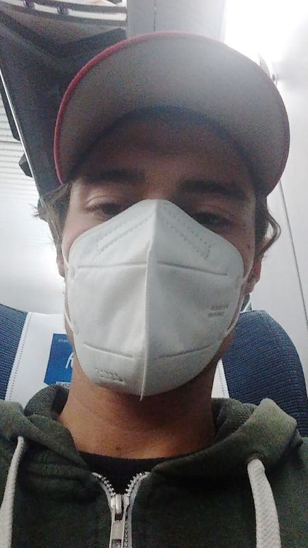 Im in an apocalypse: American student trapped in coronavirus-hit Chinese city