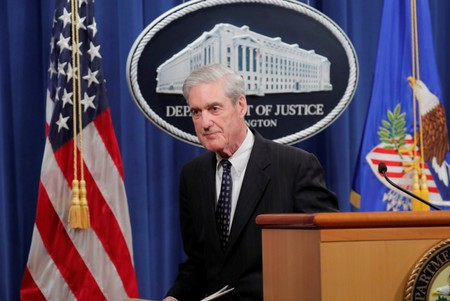 U.S. Special Counsel Mueller to testify before House panels on July 17: statement