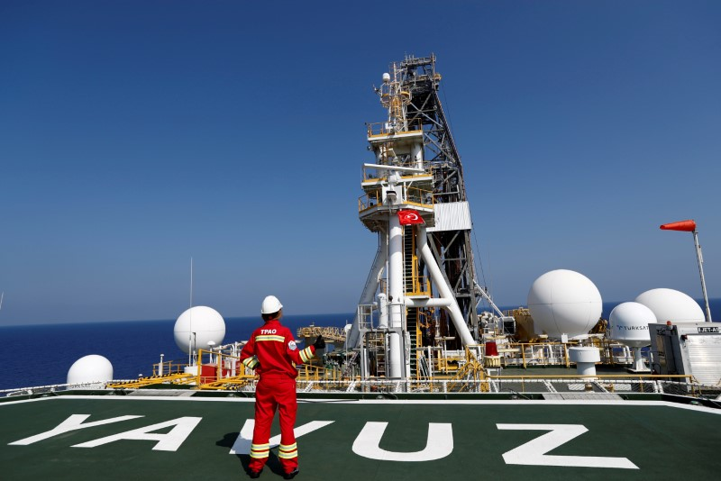 Turkey spars with EU over fresh drilling off Cyprus