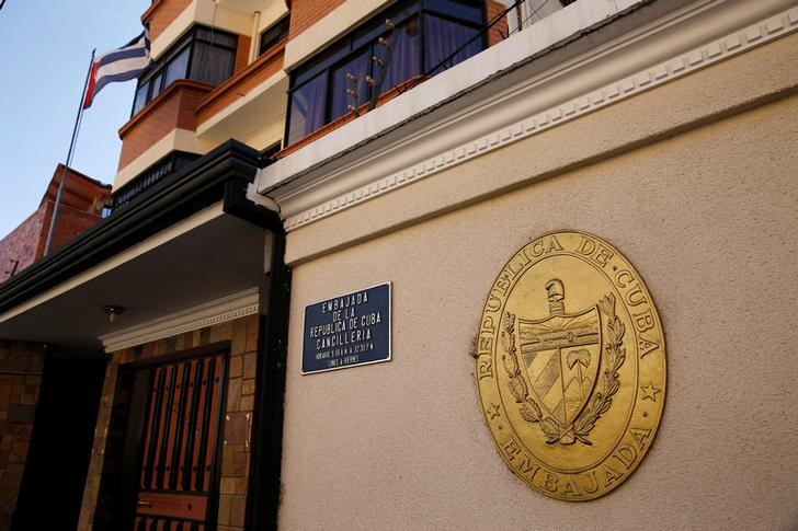 Cuba says Trump administration pressured Bolivia to worsen ties