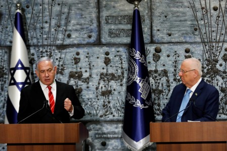 Netanyahu tapped by Israels president to form new government