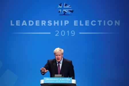 UKs Johnson warns EU against any Napoleonic tariffs in no-deal Brexit