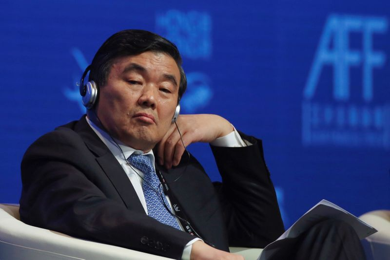 Chinas Communist Party expels ex-chairman of China Development Bank