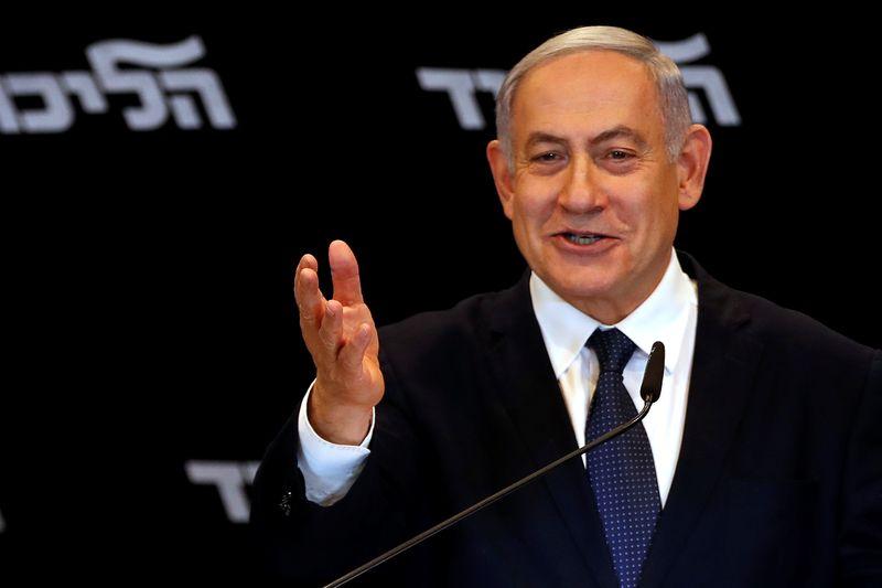 Israels Netanyahu says he will seek immunity in graft cases