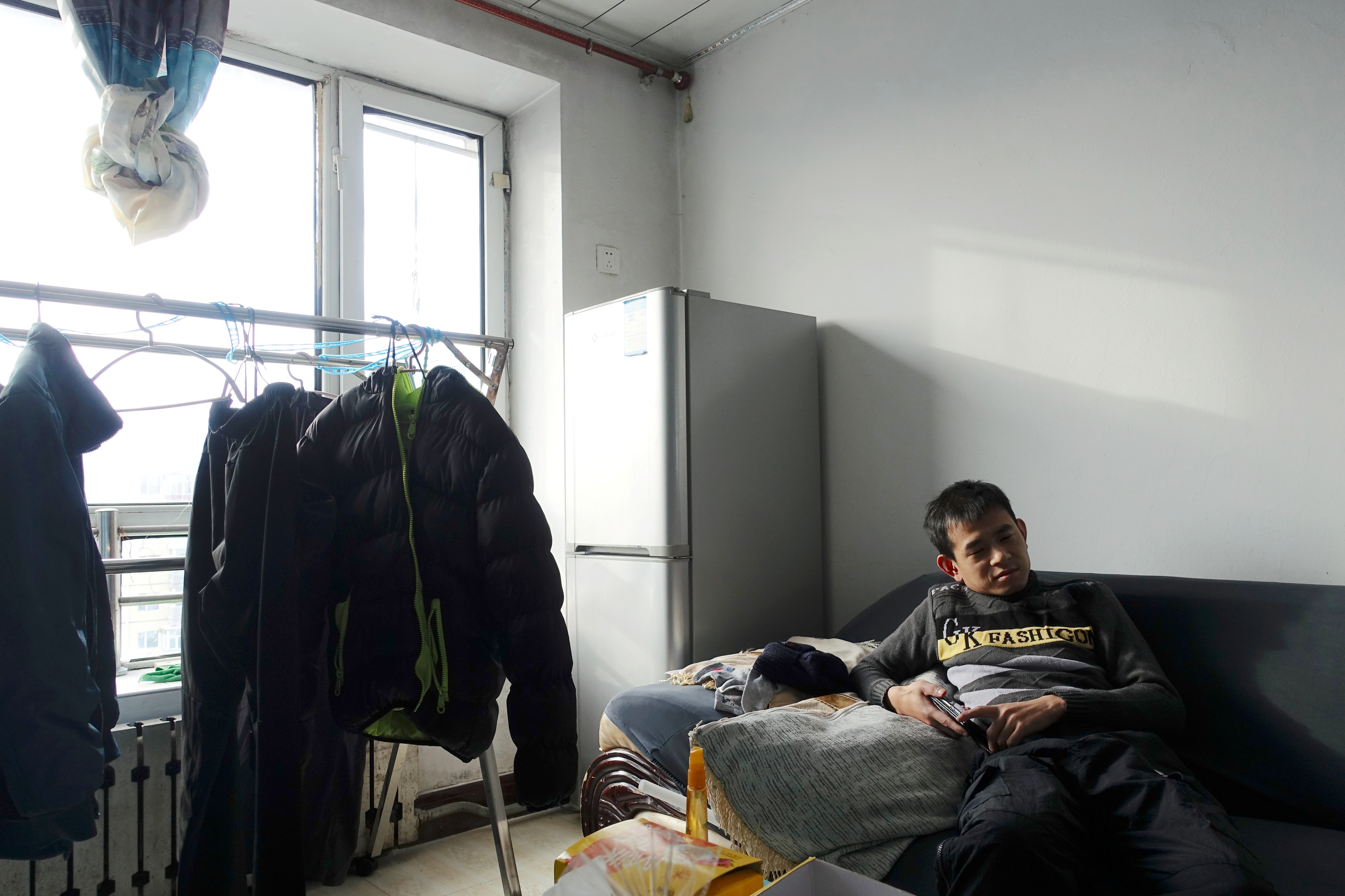 With nothing to lose, loners build future in Chinas hollowed-out north