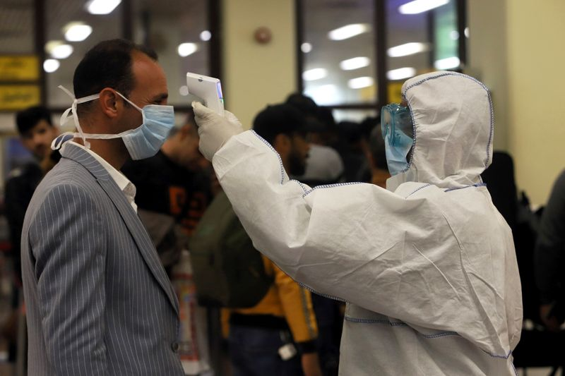 Kurdistans Erbil airport denies entry to three Chinese over coronavirus