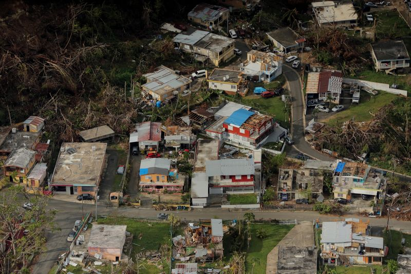 White House announces nearly $13 billion in aid for Puerto Rico three years after Hurricane Maria