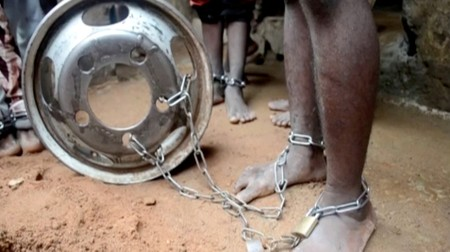 Used and dehumanized: Dozens of boys found chained in Nigeria