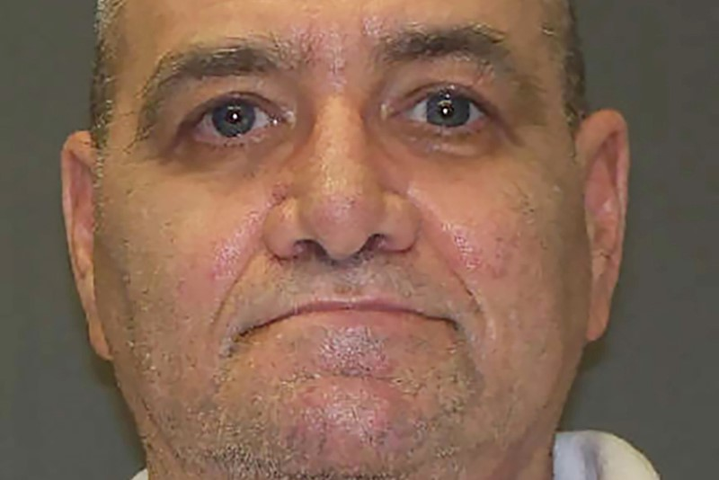 Texas executes man convicted of shooting estranged wife to death in 2005