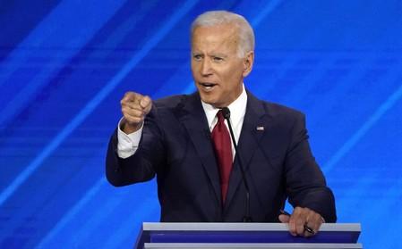Biden maintains grip on 2020 Democratic race after third debate