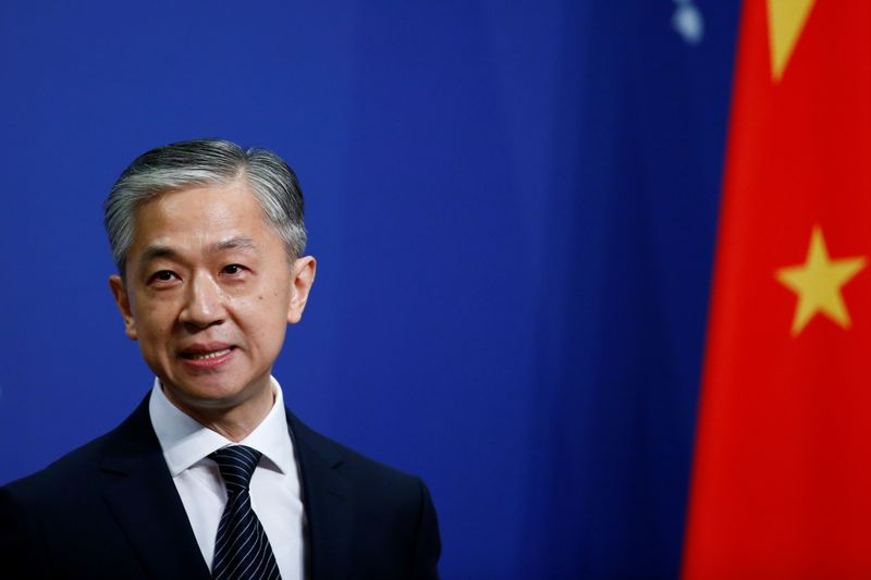 China vows forceful counter-attack in escalating row with Britain over Hong Kong