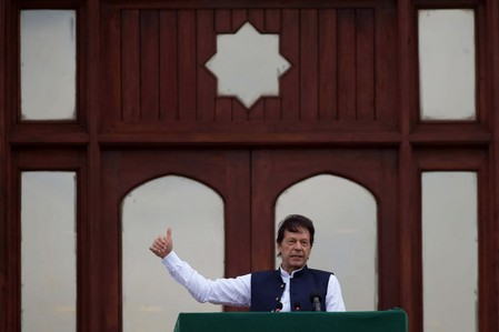 Pakistani PM: Indias crackdown on Kashmir will spur global Muslim extremism