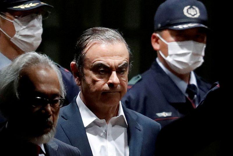 Ghosn took bullet train to Osaka en route to Lebanon - Kyodo