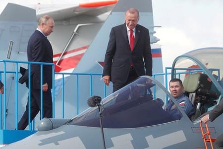 Russia, Turkey discuss supply of Russian warplanes: RIA